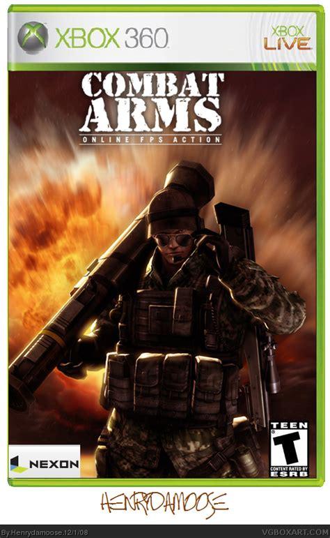 combat arms xbox  box art cover  henrydamoose