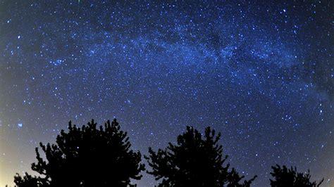 Shower Of Shooting Stars Expected Tonight Itv News