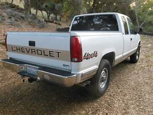 Buy Used 1990 Chevy Silverado 1500 4x4 Garaged Only 71000