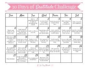 30 days of gratitude challenge 2016