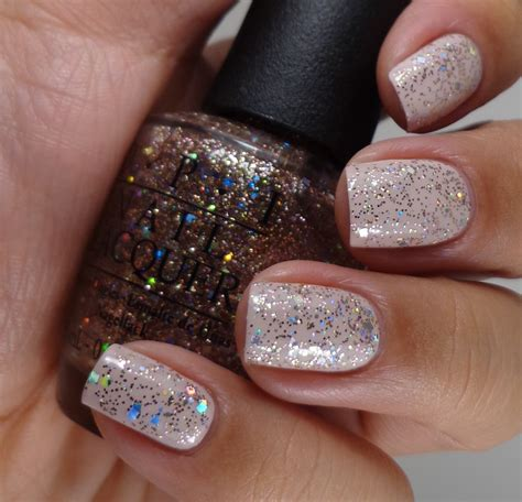 opi of light opi spotlight on glitter collection of and lacquer