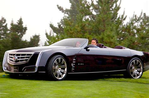 2017 Cadillac Ciel Convertible Review And Price