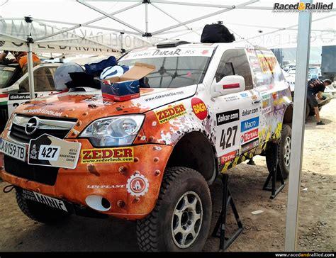 Dakar For Sale by Opel Antara Rr3 Dakar For Sale Rally Cars For Sale At