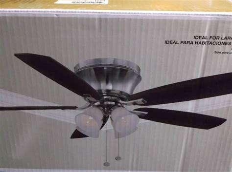 Ceiling Fan Wobble On High Speed hton bay 52 inch hollandale ceiling fan and