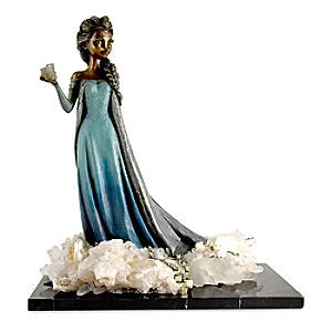 Disney Garden Statue Shop Collectibles Elsa Figurine By Arribas Brothers Limited Edition