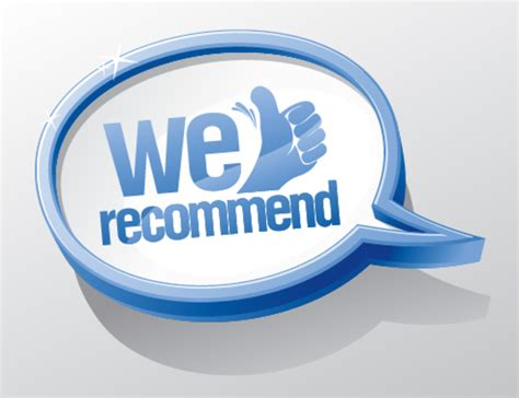 List Of Synonyms And Antonyms Of The Word Recommendation