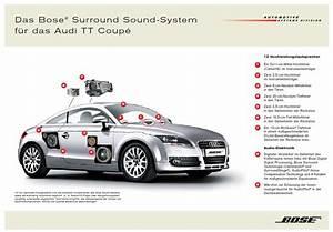 Audi Bose Sound System : bose bose sound hinten links keine box audi tt 8j ~ Kayakingforconservation.com Haus und Dekorationen
