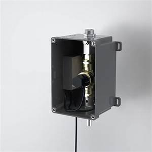 Electronic Urinal Series Ii Rough In Kit
