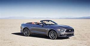 2015 Ford Mustang Convertible: New Details, Photos And Video
