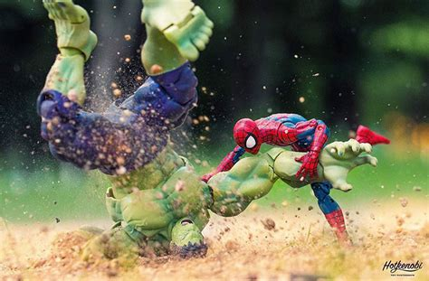 action figures   life  stunning images  japanese