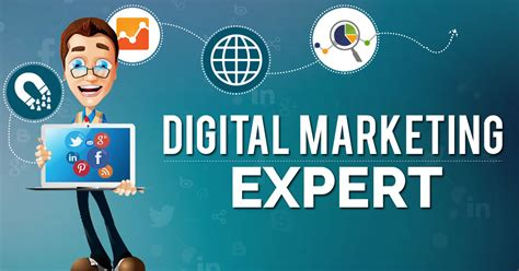 Marketing Expert a visual digital marketing strategy to improve your roi