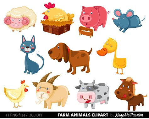 animal clipart farm animals clipart 101 clip