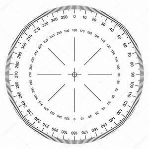 imagenes la brujula con grados brujula vector With 360 degree compass diagram