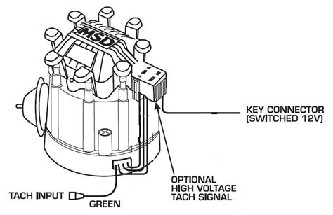 Ford Hei Distributor Wiring Diagram by Ford Hei Coil Wiring Wiring Diagrams Schema