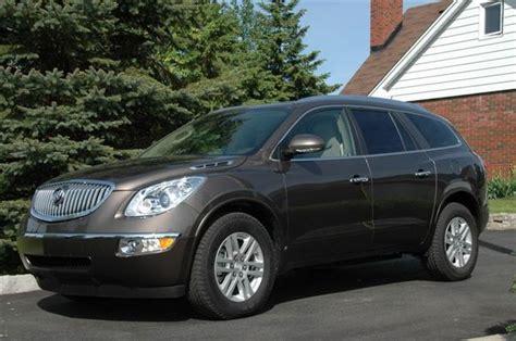 Buick Enclave Cx by Test Drive 2009 Buick Enclave Cx Fwd Autos Ca