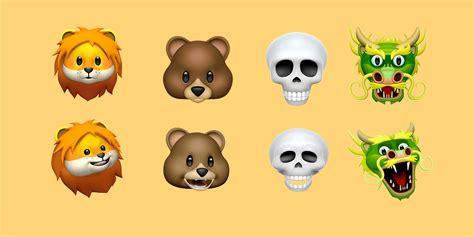foto de iOS 11 3 Emoji Changelog