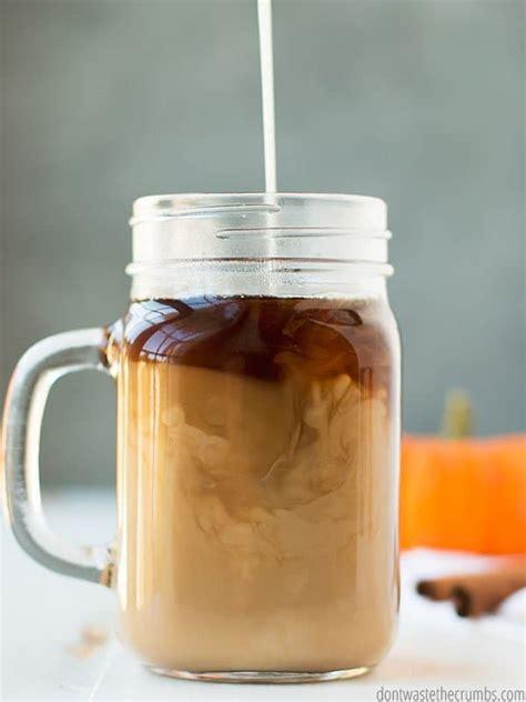 Pumpkin spice coffee creamer recipe. Homemade Pumpkin Spice Coffee Creamer (Coffee-Mate Copycat Recipe)