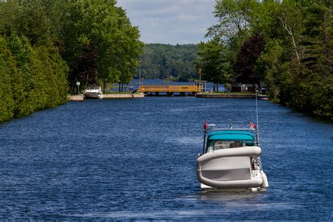 House Boat Trent Severn by Exploring The Trent Severn Waterway By Houseboat