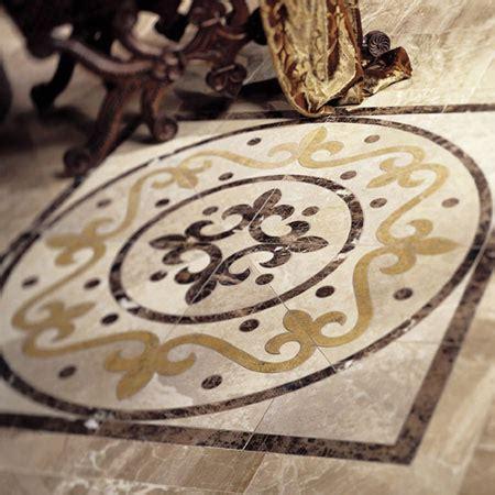porcelain tile medallions lobbies flooring idea medallions by daltile 174 tile