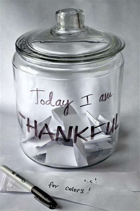 untrendy life today   thankful jar celebrate