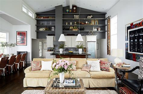 Decorating Ideas Open Floor Plan by 7 Design Savvy Ideas For Open Floor Plans