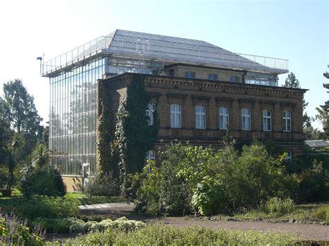 Botanischer Garten Sachsen by Historische G 228 Rten In Sachsen Anhalt