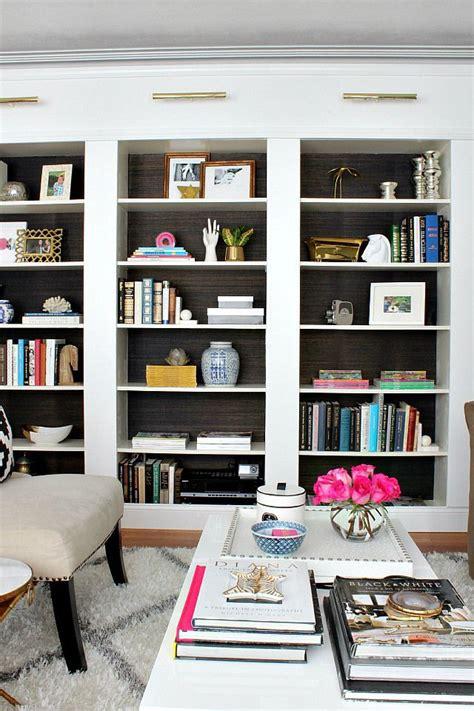 9 Ft Bookshelves by Best 20 Painted Back Bookshelves Ideas On