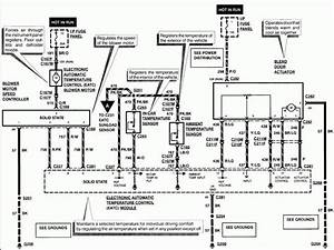 1990 Lincoln Town Car I Please Have A Wiring Diagram
