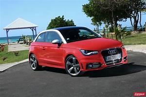 Audi A1 Tfsi 185 : essai audi a1 tfsi 185 ch s tronic ambition 2011 l 39 argus ~ Melissatoandfro.com Idées de Décoration