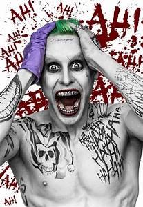Suicid Squad Joker : joker suicide squad wallpapers wallpaper cave ~ Medecine-chirurgie-esthetiques.com Avis de Voitures