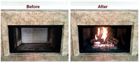 gas logs atlanta gas log installation gas fireplace