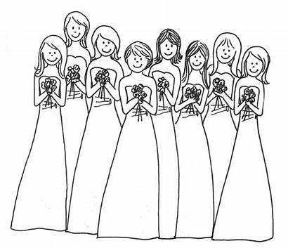 Coloring Pages Printable Weddings Sheets Books Colouring