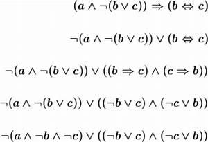Jordansche Normalform Berechnen : umformen in konjunktive normalform und allgemeing ltigkeit ~ Themetempest.com Abrechnung