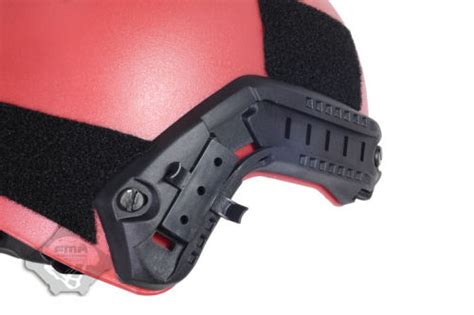 Fma Jump Fast Helmet Red ( Search And Rescue Edition