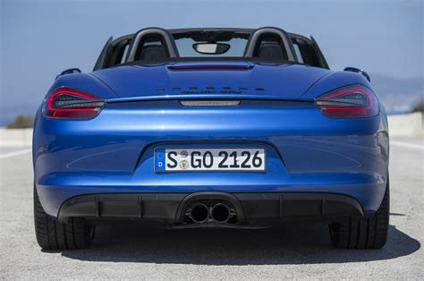 The Next Gen Boxster And Cayman Return As The Porsche 718