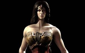 Injustice: Gods Among Us Wonder Woman - Move List ...