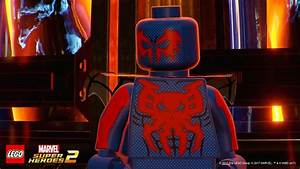 LEGO Marvel Super Heroes 2 - Spider-Man 2099 - The Zombie ...