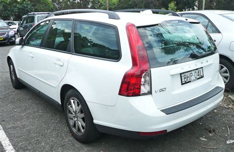 2008 Volvo V50 Information And Photos Momentcar