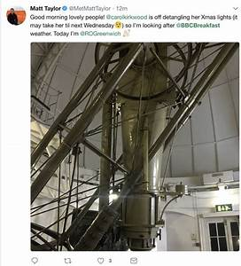 BBC weather: Matt Taylor reveals reason for Carol Kirkwood ...