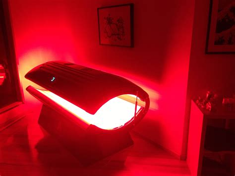red light therapy bed reviews tanning bed red light bulbs iron blog