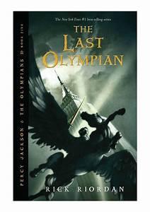 The Last Olympian Percy Jackson U0026 The Olympians Book 5