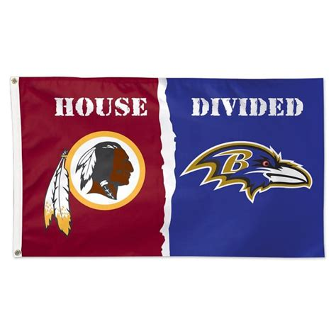 washington  baltimore house divided flag pro flags