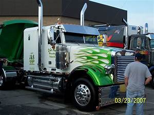 Aftermarket 1998 And Newer Freightliner Classic 120 Custom