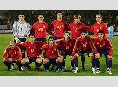 Sin jugadores del Barça en España una década después