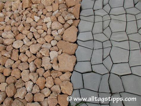 pflastersteine selber machen pflastersteine selber machen mit einer gie 223 form alltagstipps