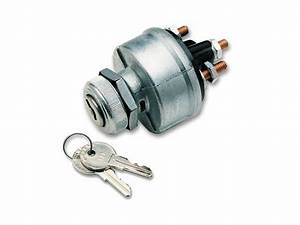 Ignition Switch D Heavy Duty 3 Position Keyed Die Cast