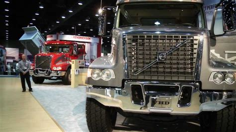 volvo trucks big   usa youtube