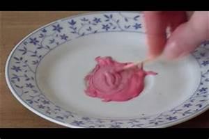 Rosa Farbe Mischen : video pink mischen so mischen sie die den richtigen farbton f r ihre wand ~ Orissabook.com Haus und Dekorationen