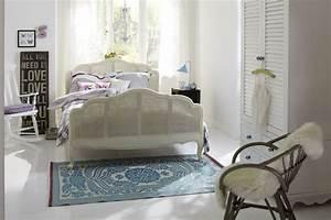 Romantisches schlafzimmer in wei for Romantisches schlafzimmer