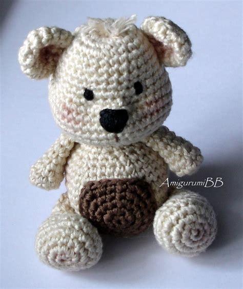 crochet teddy ponad 1000 pomysł 243 w na temat crochet teddy bears na pintereście wzory amigurumi i szydełkowanie
